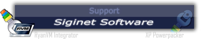 Support Siginet Software